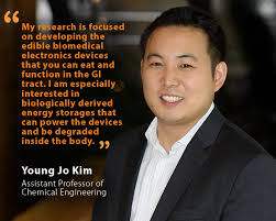Unh Quote Awesome Young Jo Kim UNH Assistant Professor Of Chemical Engineering And