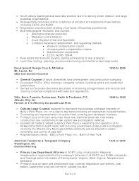 Employment Lawyer Sample Resume Podarki Co