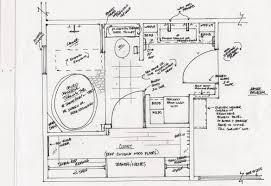 Small Bathroom Plans With Shower  Bathroom - Bathroom plumbing layout