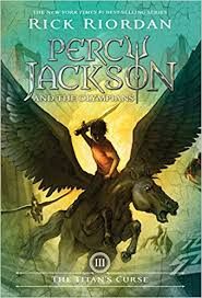 the an s curse percy jackson and the olympians book 3 rick riordan 9781423101482 amazon books