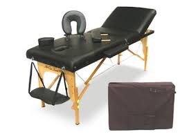 massage table and chair. OneTouch Portable Massage Table Deluxe Series And Chair