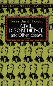 civil disobedience and other essays paperback new edition  share your images