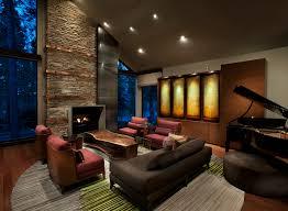 Modern Mountain Homes To Take You Away - Mountain home interiors