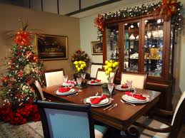 Christmas Decorating Ideas Kitchen Table