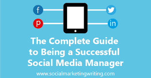 how to become a social media manager how to become a successful social media manager