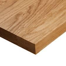 solid wood oak worktop