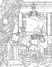 Small Picture Coloring Pages Paint By Number Online Free Games Malaysia For