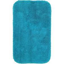 latest royal blue bath rugs