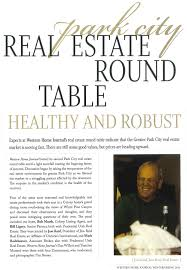 western home journal real estate roundtable