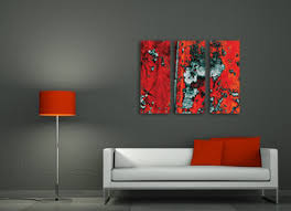 out of sight out of mind red abstract wall art for the modern home by contemporary  on wall art black white and red with wall art best ideas red abstract wall art red and white art black