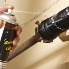 garage door spring and cable repair