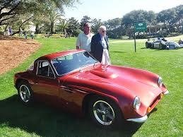 Jack Griffith, the man who dared take on Shelby's Cobra, dead at...    Hemmings