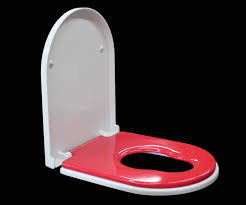 toilet seat lid toilet seat replacement u1008 white red or blue with integrated child seat