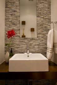 FORMA Design modern powder room
