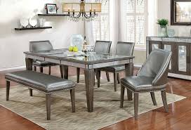 gray dining room chairs. Grey Dining Room Set Gray Chairs
