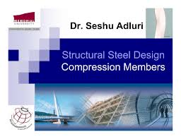 Design Of Lacing And Battens Structural Steel Design Compression Members