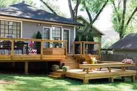 Small Picture Garden Design Garden Design with Backyard Decks on Pinterest