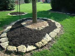 D.I.Y. Rock Garden Edging