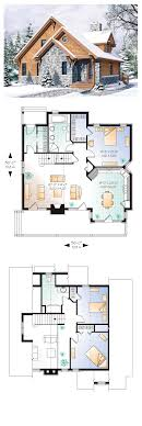 Small 3 Bedroom Cabin Plans Small Cabin Plan With Loft Cabin House Plans Cabin And Pictures