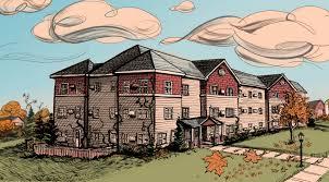 Usda Rural Development Organizational Chart Key Housing Organizations Take Coordinated Approach To