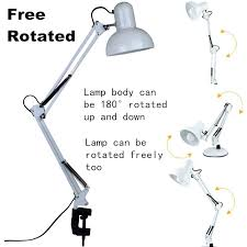 interesting swing arm desk lamp hot flexible swing adjule swing arm desk lamp clamp on study artist with study lamp ikea