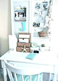 nautical office decor. Turquoise Office Decor Nautical Desk Accessories Beach Themed The Best Theme Ideas On Rustic Home Furniture Check And Gold T