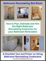bathroom remodel project plan. Brilliant Bathroom Inspirations: Attractive Fair 80 Renovation Project Plan Decorating Inspiration In How To Remodel L