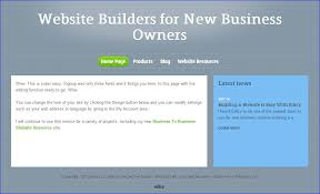 I Want To Build A Website For Free 20 Plus Ways To Build A Website Or Web Presence Small