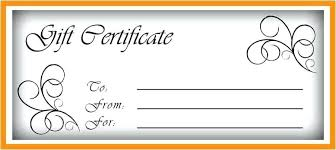 Birthday Coupon Templates Printable Online Gift Voucher Templates Free Printable Birthday Certificate