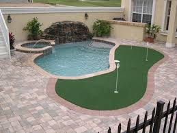 Outdoor Coat Rack For Hot Tub Putting Green And Pool Hot Tub Okay Kyle This Makes Golf With Regard 58