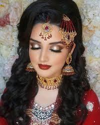 best 25 indian bridal makeup ideas on pinterest indian wedding Indian Wedding Makeup And Hair indian pakistani bridal hair and makeup inspiration from magnifiedbeauty on instagram pink orchid studio indian wedding makeup and hair