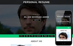 Resume Templates W3layouts Com