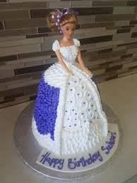 Barbie Birthday Cake Images With Name