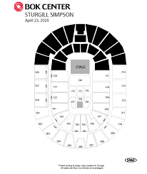Pinnacle Bank Arena Seating Chart Tool Events Bok Center