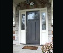 exterior door with side panels attractive front entry doors top regard to 15