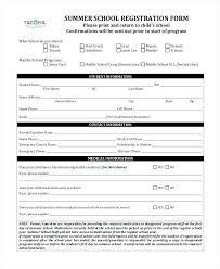 Registration Form Template Word Free Printable Sample School Application Form Registration Template Word