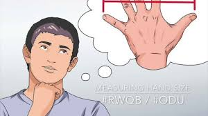 Quarterback Hand Size Chart How To Measure Quarterback Hand Size Send Verified Results To College Nfl Coach