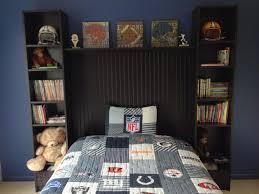 Nfl Bedroom Furniture My Sons New Nfl Football Bedroom Brenna Pinterest Faotbol