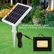 Solar Panel Lights Walmart Ejoyous 80 Led Solar Power Flood Light Sensor Motion Activated Outdoor Garden Path Lamp Solar Power Flood Light Solar Power Flood Light