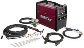 tacw thermal arc reg ac dc tig welder  thermal arcreg 186 ac dc tig welder 208 230 volt tweco