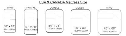 mattress sizes double. Double Twin Bed Size Of Mattress Dimensions . Sizes N