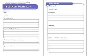 Action Plan Templete Magnificent Best Business Plan Template 48 Template Business Plan Mac Best