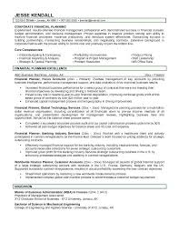 Financial Advisor Resume Template Beauteous Financial Advisor Resume Summary Beautiful About Remodel For Resume
