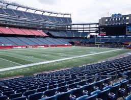 Gillette Stadium Section 137 Seat Views Seatgeek