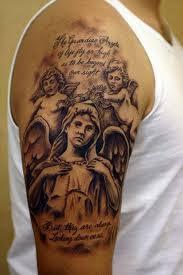 Tetování Andělé Fotogalerie Motivy Tetování