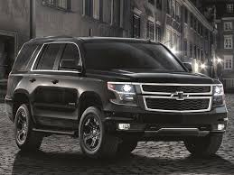 Chevrolet Tahoe Midnight Edition For Uae And Gcc