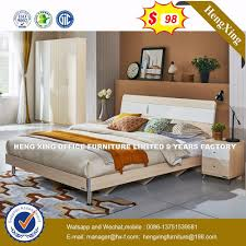 double bed designs in wood. Wholesale Cheap Chinese Wood Double Bed Design Bedroom Furniture (HX-8NR0787) Designs In N