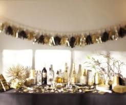 ... Easy Last-Minute DIY New Year's Eve Party Ideas