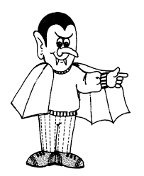 halloween costumes coloring pages halloween costume coloring page dracula costume free printable