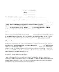 Sample House Lease Agreement Rental Form Free To Own Template Rent ...